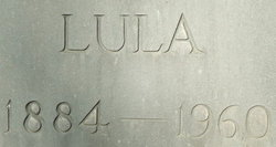 Lula <I>Ashworth</I> Heidle