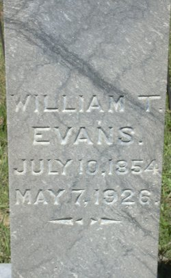 William Thomas Evans