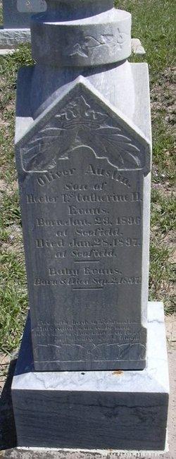 Oliver Austin Evans