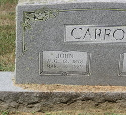 John Henry Carroll