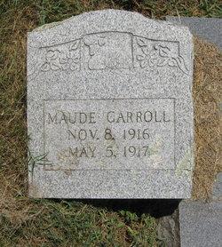 Maude Carroll