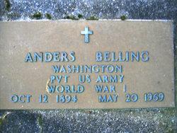 Pvt Anders Belling