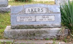 Martha Ann <I>Lue</I> Akers