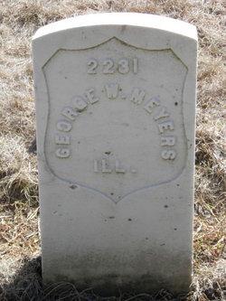 Pvt George W. Meyers