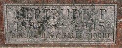 Gertrude Pearl <I>Ridout</I> Conley
