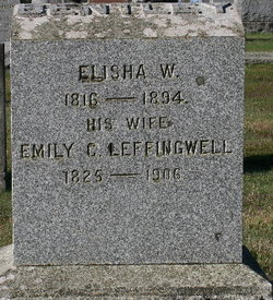 Emily C. <I>Leffingwell</I> Bentley