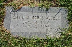 Kitty Maude <I>Marrs</I> Autrey