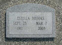 Maude Estella <I>Talkington</I> Brooks