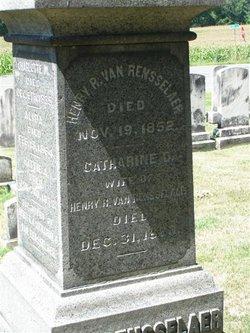 Catherine Douwe <I>Hoffman</I> Van Rensselaer