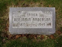 Benjamin Anderson