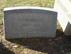 Peter Catlett Hambaugh