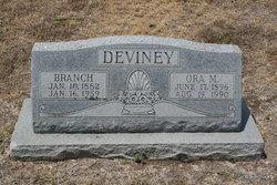 Ora B <I>Shoemaker</I> DeViney