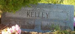 Bessie E. <I>Miller</I> Kelley