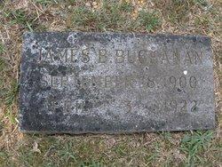 James B Buchanan