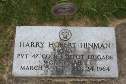 Harry Hobart Hinman