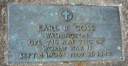 Corp Earl Rayfield Coss