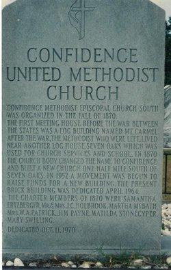 Confidence United Methodist Church Cemetery