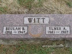 Beulah B <I>Black</I> Witt