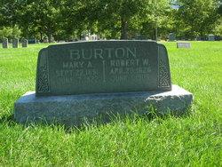 Robert Walton Burton