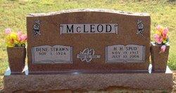 "H. H. ""Spud"" McLeod"