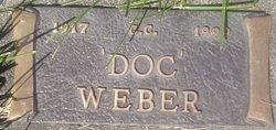 """Godfrey Charles """"Doc"""" Weber"""