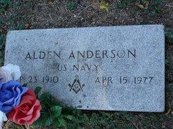 Alden Anderson
