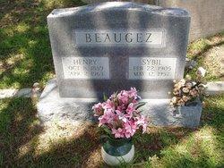 Sybil Mae <I>Webb</I> Beaugez