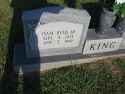 Col Isaac Read King, Jr