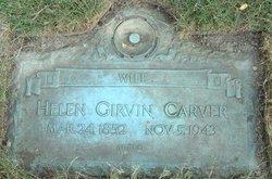 Helen <I>Girvin</I> Carver