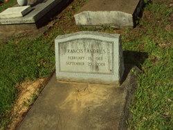 Francis Andrus