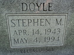 "Stephen Michael ""Opie"" Doyle"