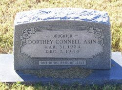 Dorthey Dell <I>Connell</I> Akin