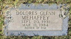Anita Dolores <I>Glenn</I> Mehaffey
