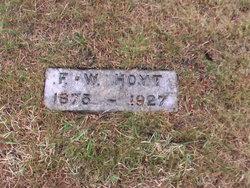 Frank W. Hoyt