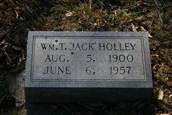 "William Thomas ""Jack"" Holley"