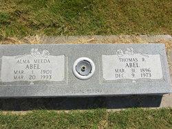 Alma Meeda <I>Cherry</I> Abel