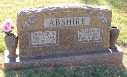 Denver A. Abshire