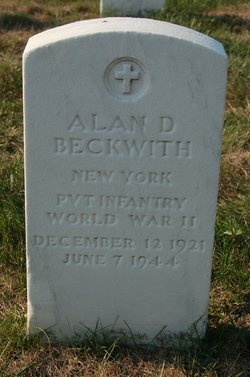 Alan D Beckwith