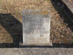 Mollie <I>Drane</I> Barnes