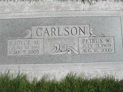 Petrus W. Carlson