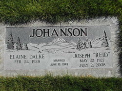 Joseph Reid Johanson