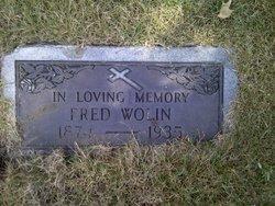 """Friedrich """"Fred"""" <I>Wolnowski</I> Wolin"""