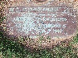 Chester W. Korfhage