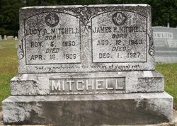 Lucy Anna <I>Nowlin</I> Mitchell