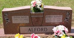 Bobbie <I>Barnett</I> Alford