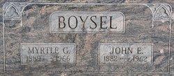 Myrtle Geneva <I>Caviness</I> Boysel