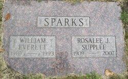 Rosalee J <I>Supplee</I> Sparks
