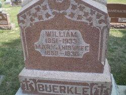"""Friedrich Wilhelm """"William"""" Buerkle"""