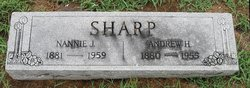 Andrew Harrison Sharp
