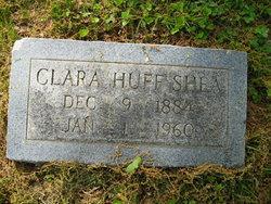 Clara <I>Huff</I> Shea